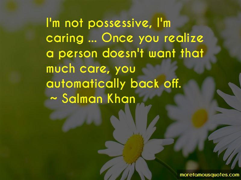 Possessive Person Quotes Pictures 3