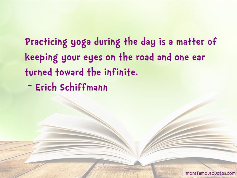 Quotes About Practicing Yoga