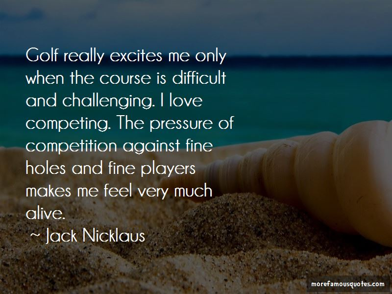 Quotes About Pressure In Love
