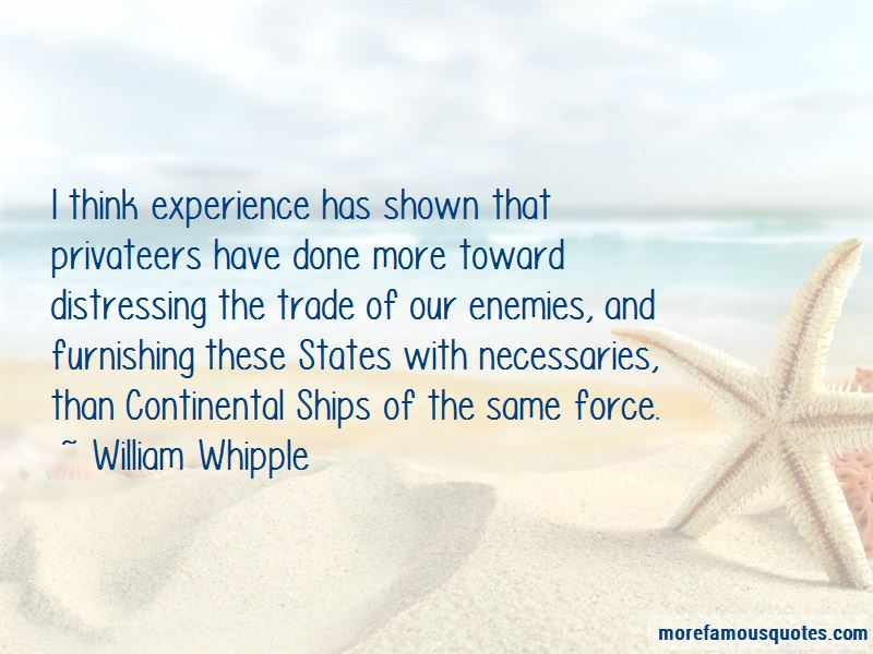 Quotes About Privateers