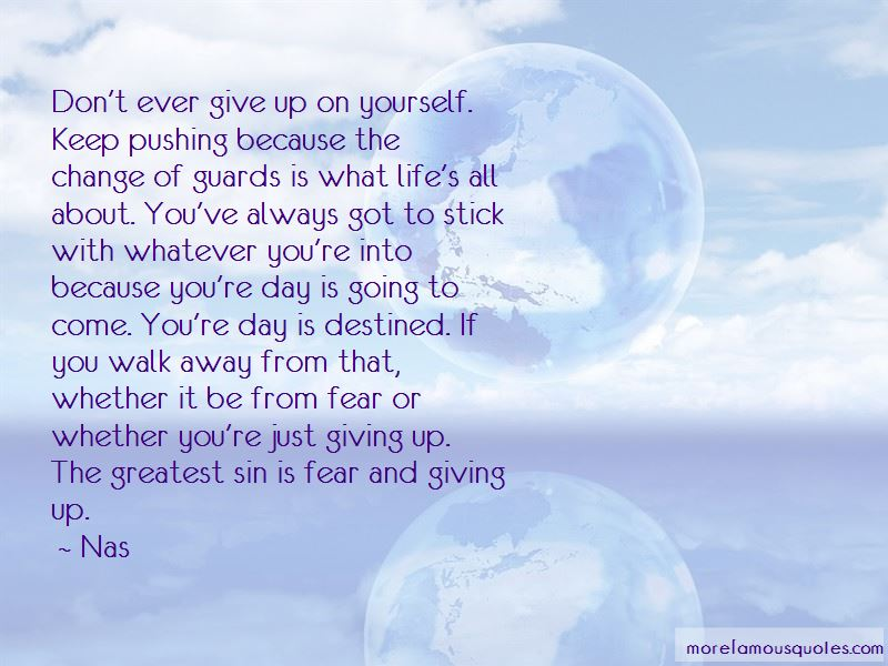 Pushing Yourself Away Quotes Pictures 2