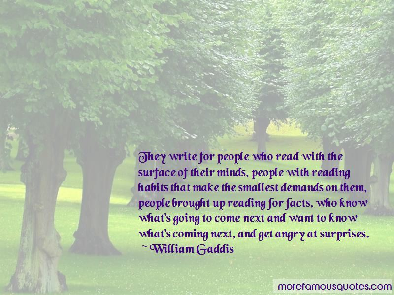 Quotes About Reading Habits