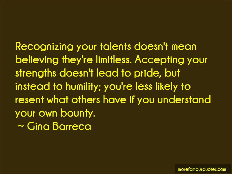 Quotes About Recognizing Your Strengths
