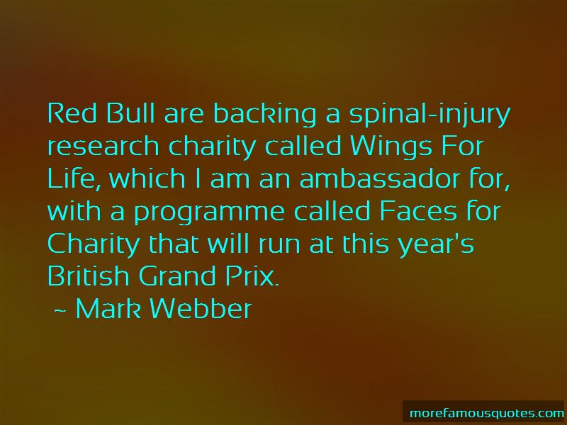 Quotes About Red Bull