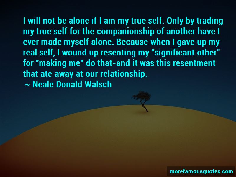 Quotes About Resentment In A Relationship