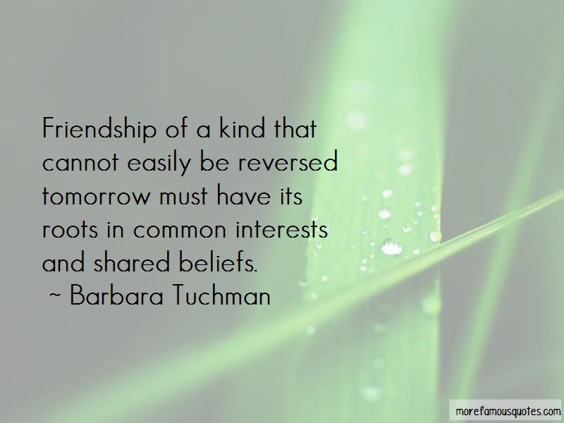 Quotes About Roots And Friendship
