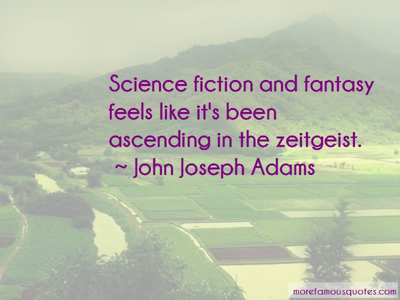 Quotes About Science Fiction And Fantasy