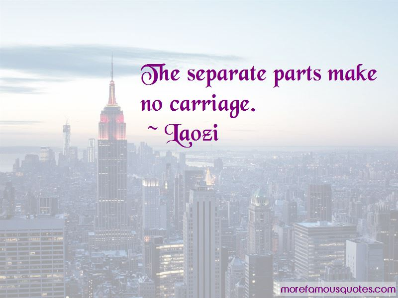 Quotes About Separate