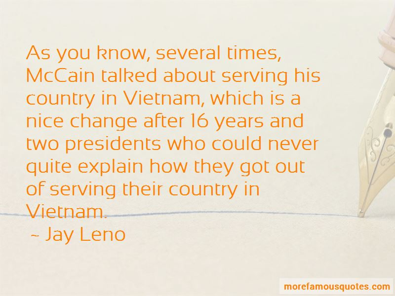 Quotes About Serving Country