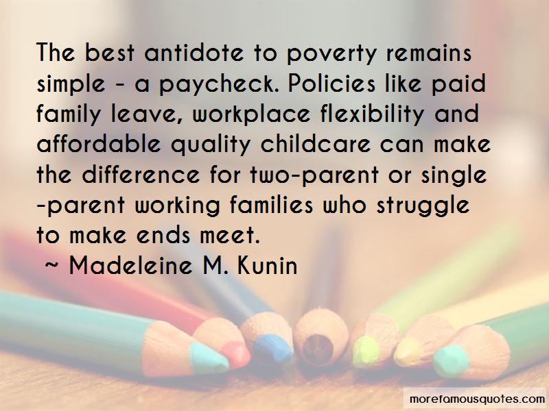 Quotes About Single Parent