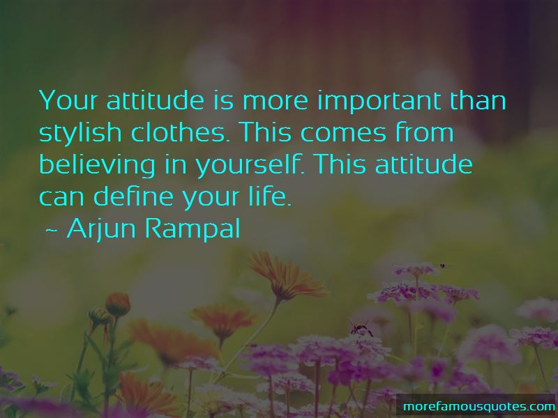 Quotes About Stylish Attitude