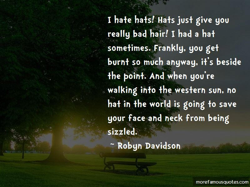 Sun Hats Quotes Pictures 4