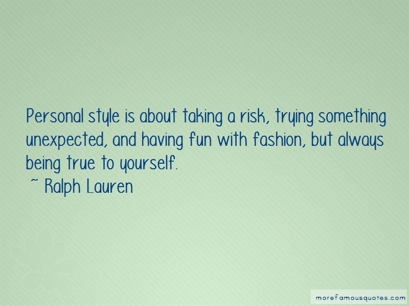 Quotes About Taking A Risk