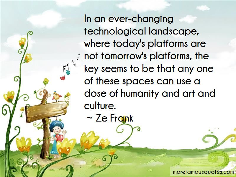 Technological Art Quotes Pictures 2
