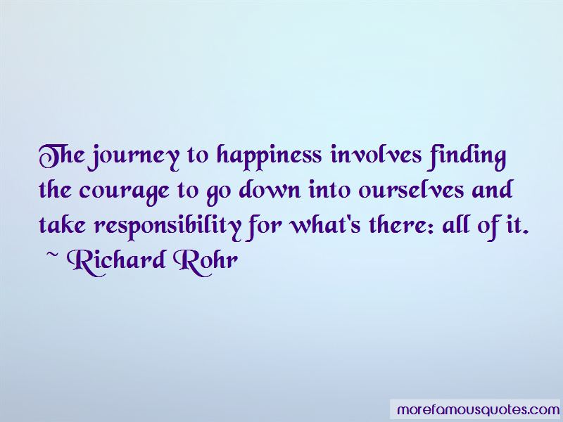Quotes About The Journey To Happiness