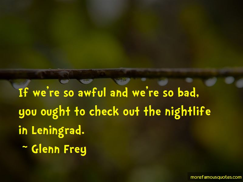 The Nightlife Quotes Pictures 2