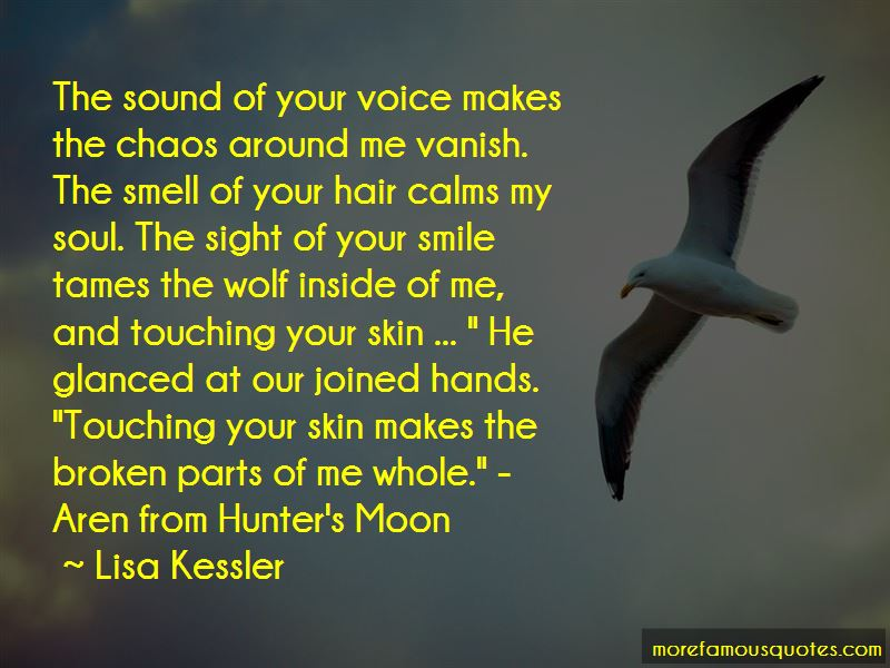 Quotes About Touching Your Soul
