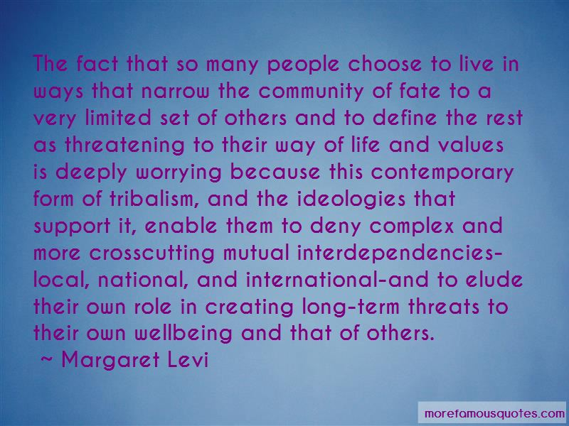 Quotes About Tribalism