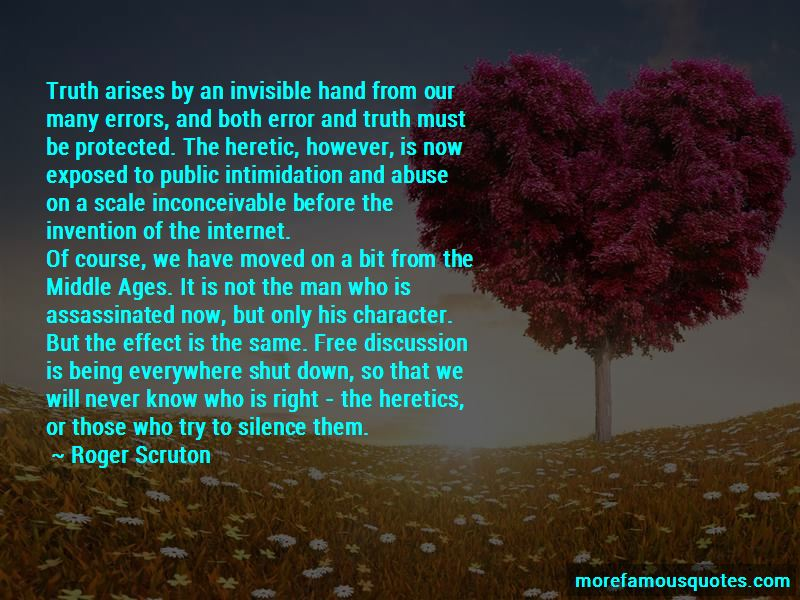 Quotes About Truth Being Exposed