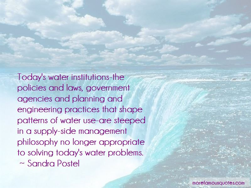 Water Problems Quotes Pictures 4