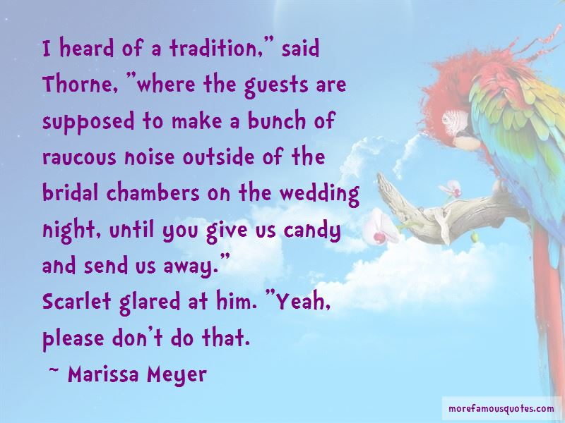 Wedding Tradition Quotes Pictures 3