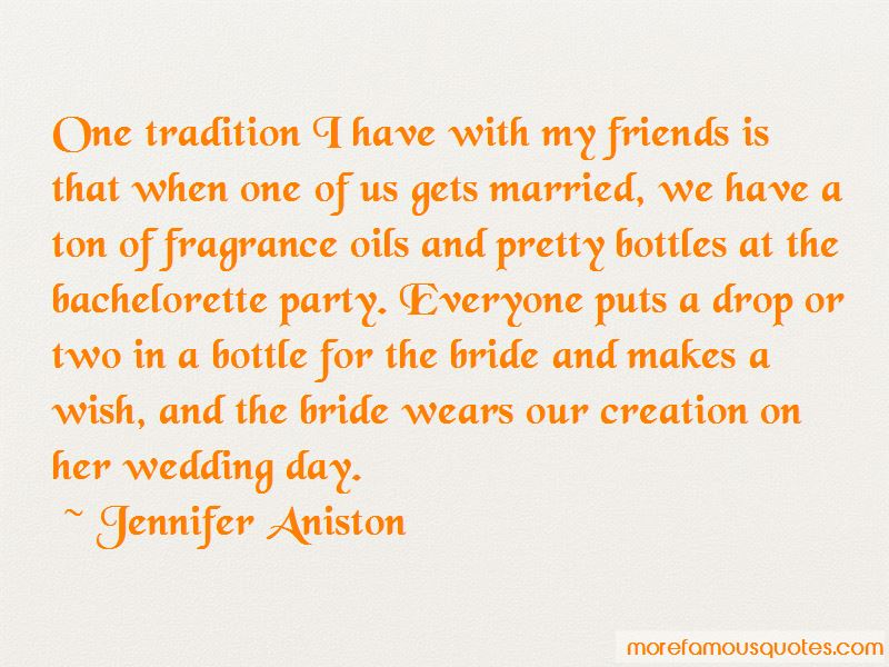Quotes About Wedding Tradition