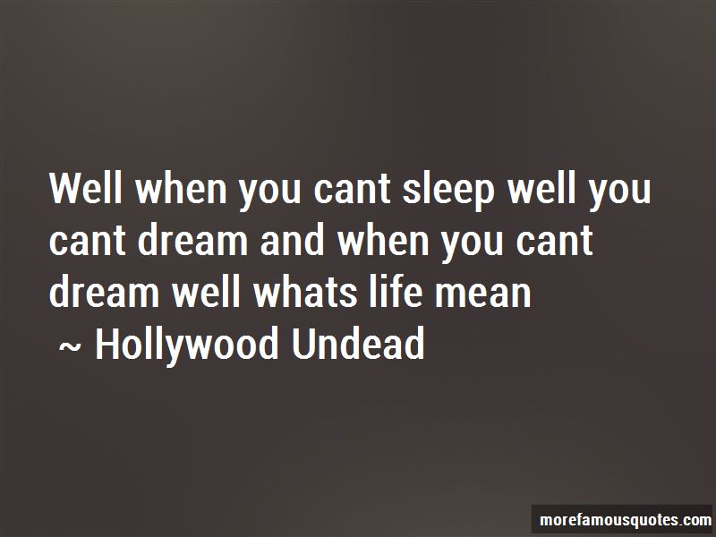 Quotes About When U Cant Sleep