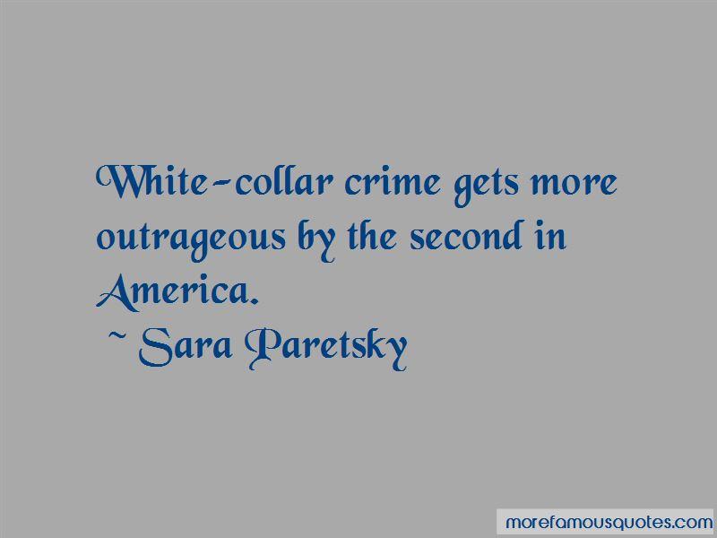 Quotes About White Collar Crime: top 9 White Collar Crime ...