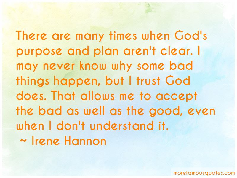 Quotes About Why God Allows Things To Happen