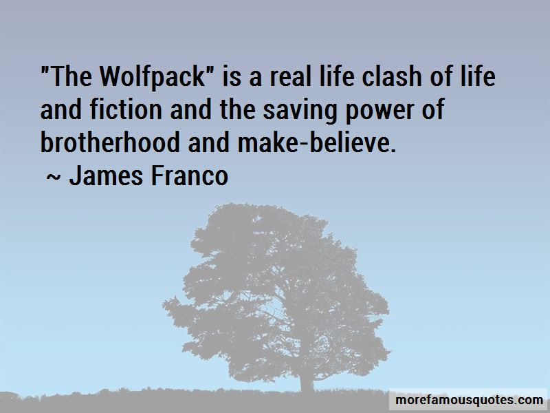 Quotes About Wolfpack