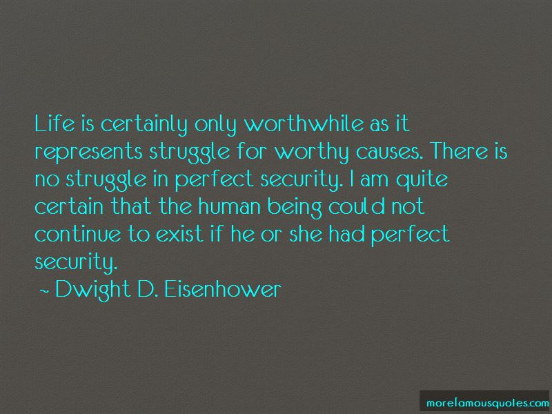 Quotes About Worthy Causes