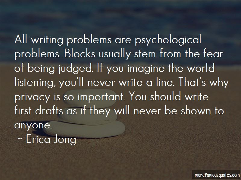 Writing First Drafts Quotes Pictures 4