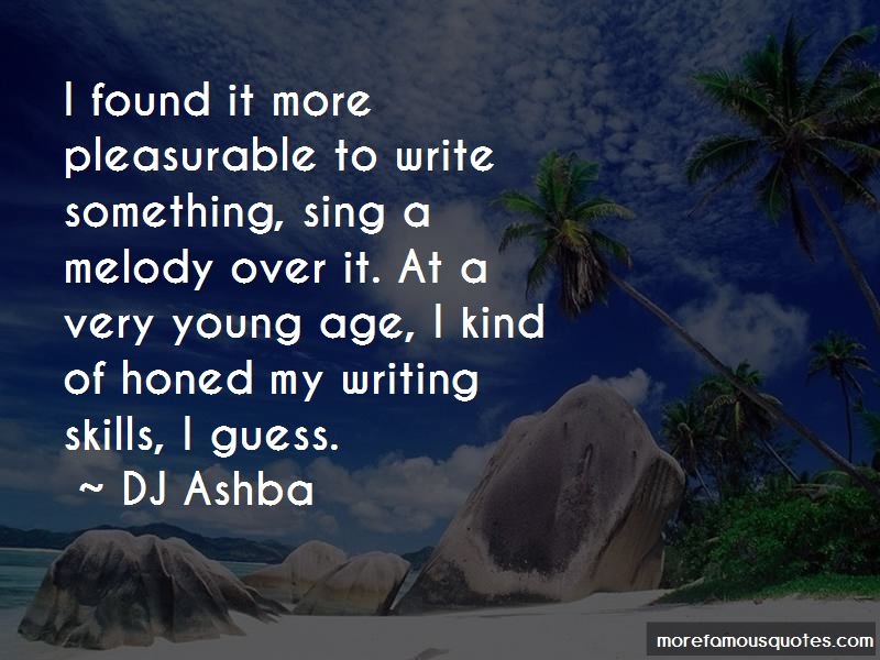 Quotes About Writing Skills