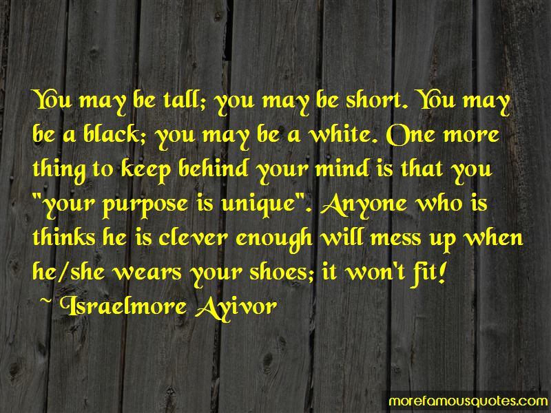 Your Shoes Quotes Pictures 3