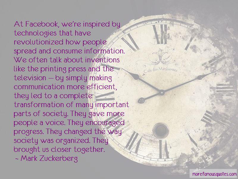 Revolutionized Quotes Pictures 4