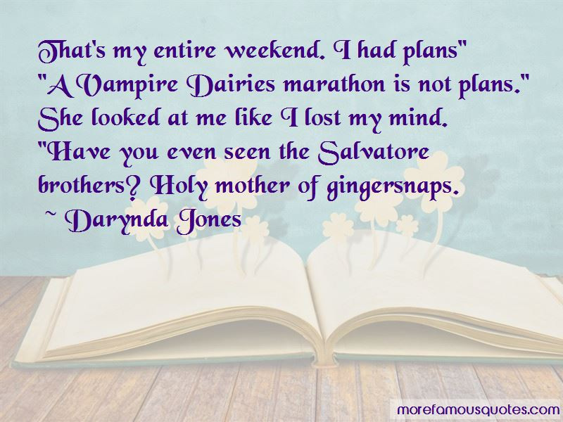 Salvatore Brothers Quotes