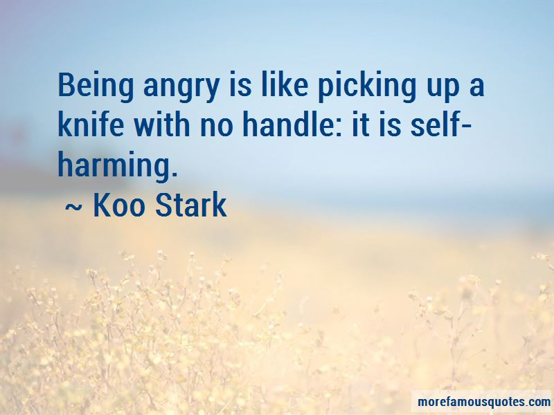 Self Harming Quotes
