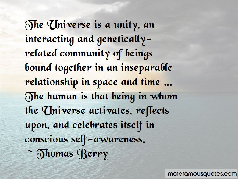 Space And Time Relationship Quotes