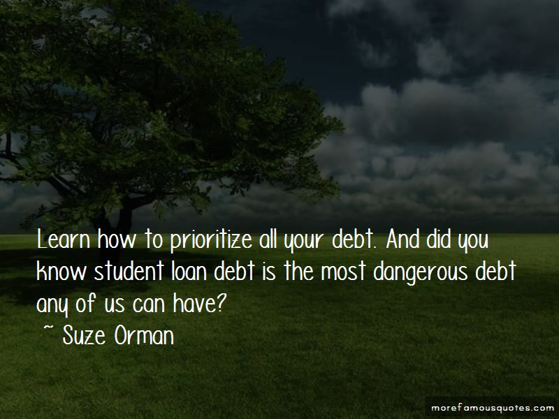 Student Loan Quotes