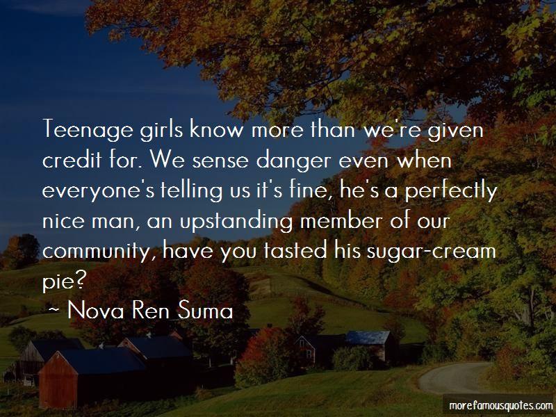 Sugar Pie Quotes