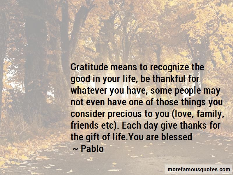 Thanks Family And Friends Quotes