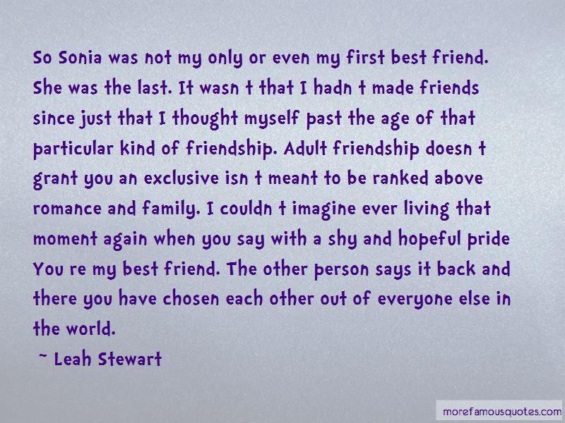 Thought We Were Best Friends Quotes Pictures 3