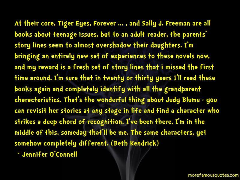 Tiger Characteristics Quotes