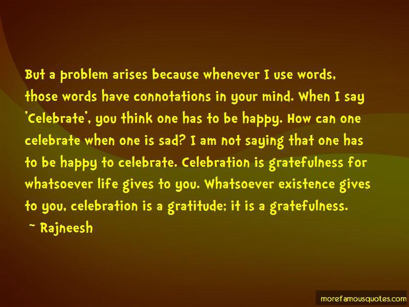 Words Of Gratitude Quotes