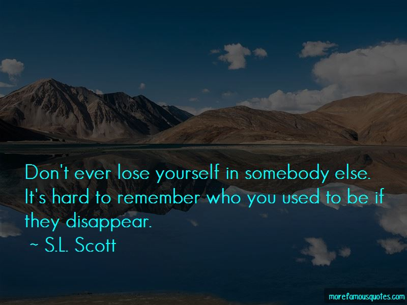 You Just Disappear Quotes Pictures 3