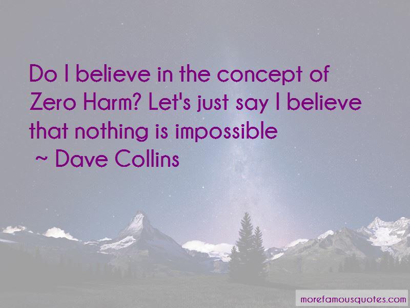 Zero Harm Quotes