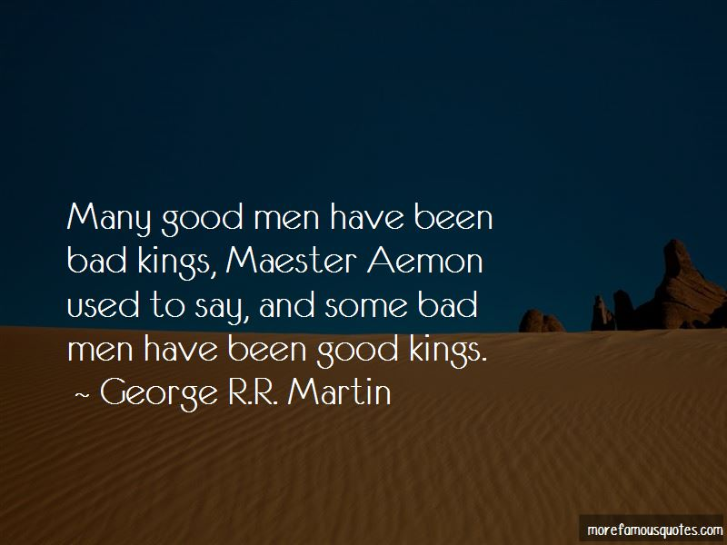 Aemon Quotes