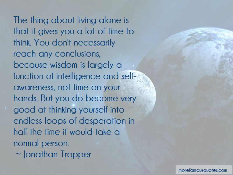 Alone Time Is Good Quotes Pictures 3