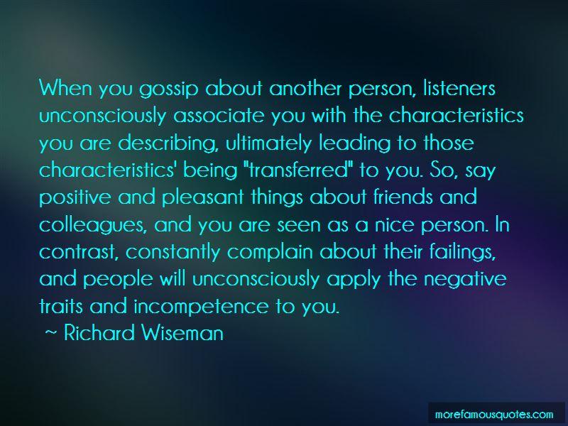 Associate Friends Quotes