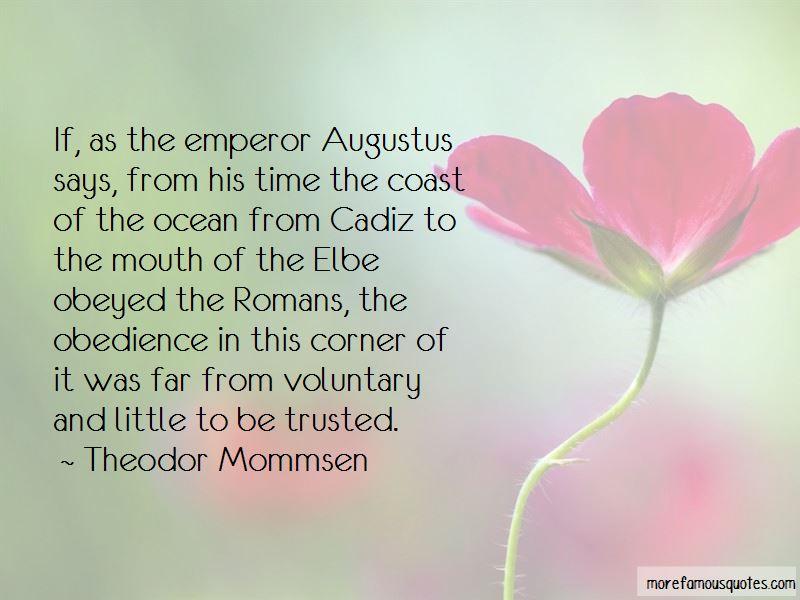 Augustus Emperor Quotes Pictures 2